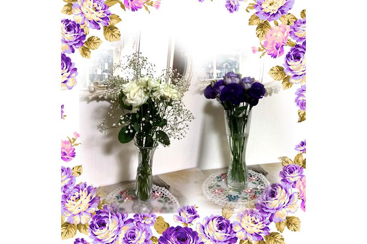 天使バレエスクール お花
