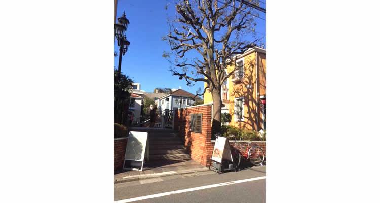 自由が丘・熊野神社