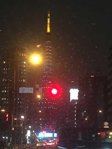 東京タワー|天使バレエスクール