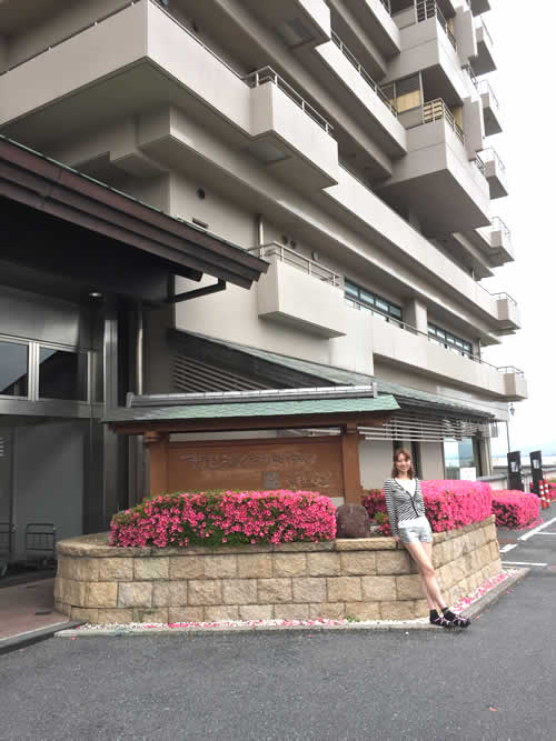 京近江さん|天使バレエスクール