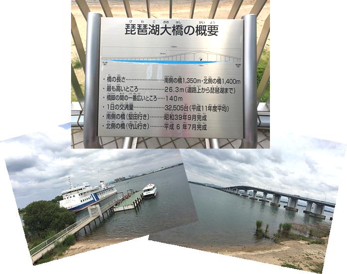 近江大橋|天使バレエスクール