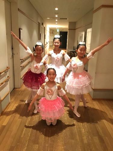 目黒区洋舞祭2|自由が丘 天使バレエスクール