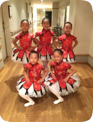 目黒区洋舞祭3|自由が丘 天使バレエスクール