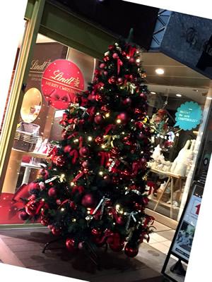 クリスマスツリー|自由が丘 天使バレエスクール