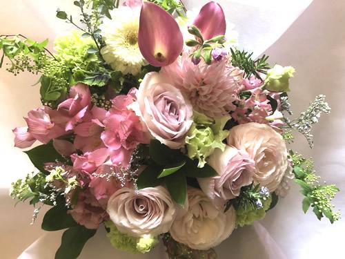 OSK日本歌劇団研修所お祝い花|自由が丘 天使バレエスクール