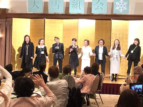 大雪組会 in Takarazuka2|自由が丘 天使バレエスクール