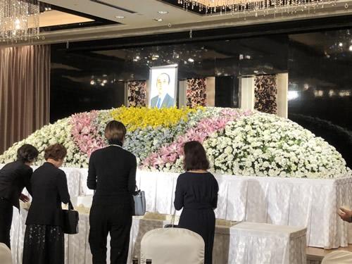 永江巌先生・お別れの会2|世田谷 天使バレエスクール