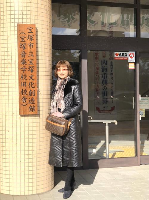宝塚音楽学校 文化祭&OSK日本歌劇団 発表会③|世田谷・自由が丘 天使バレエスクール
